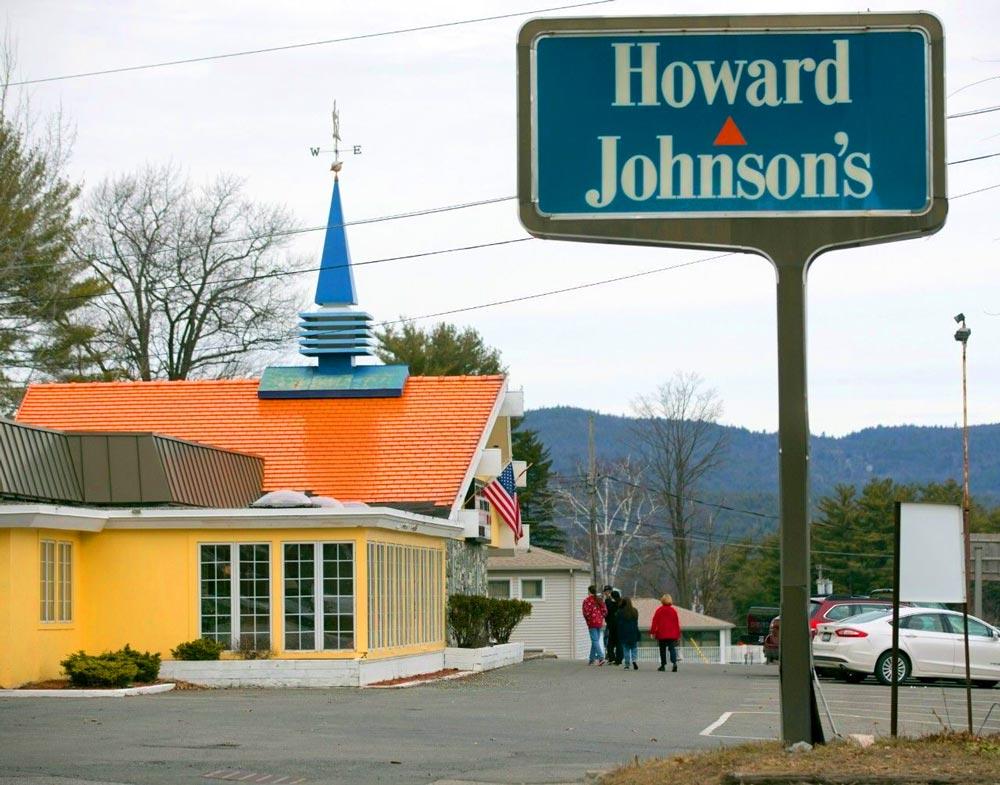 13. Howard Johnson's