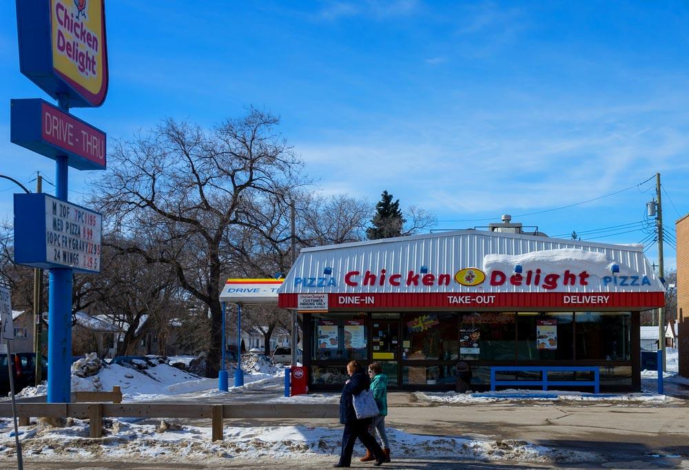19. Chicken Delight