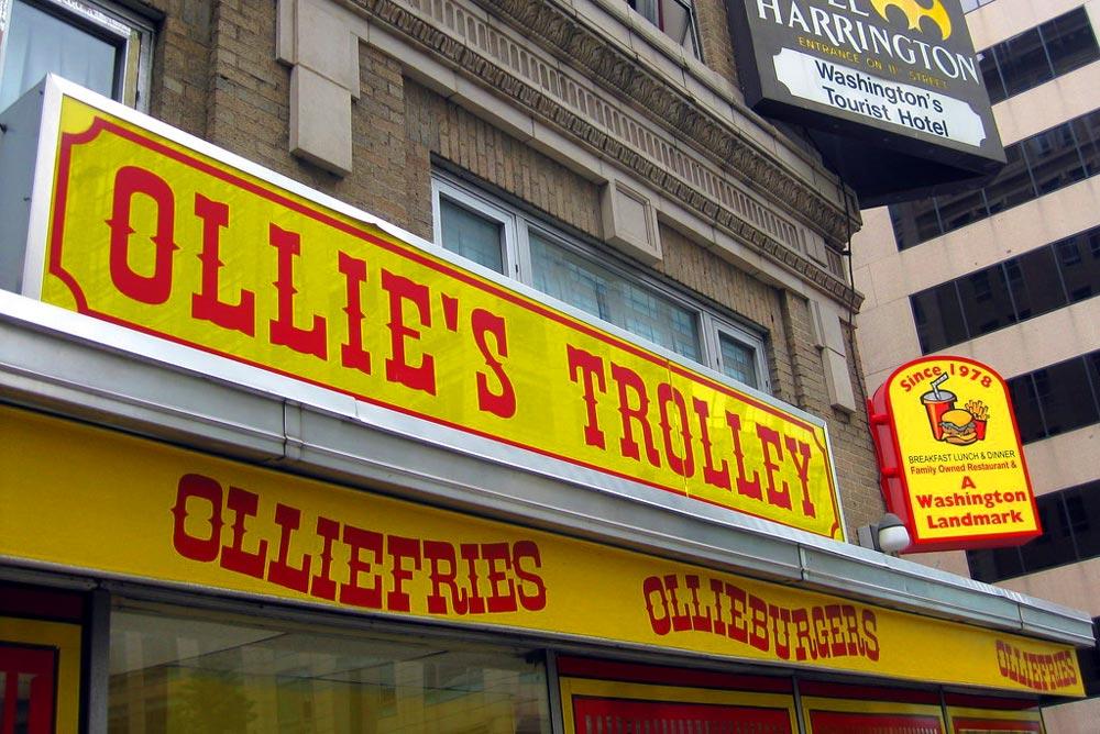 20. Ollie's Trolley