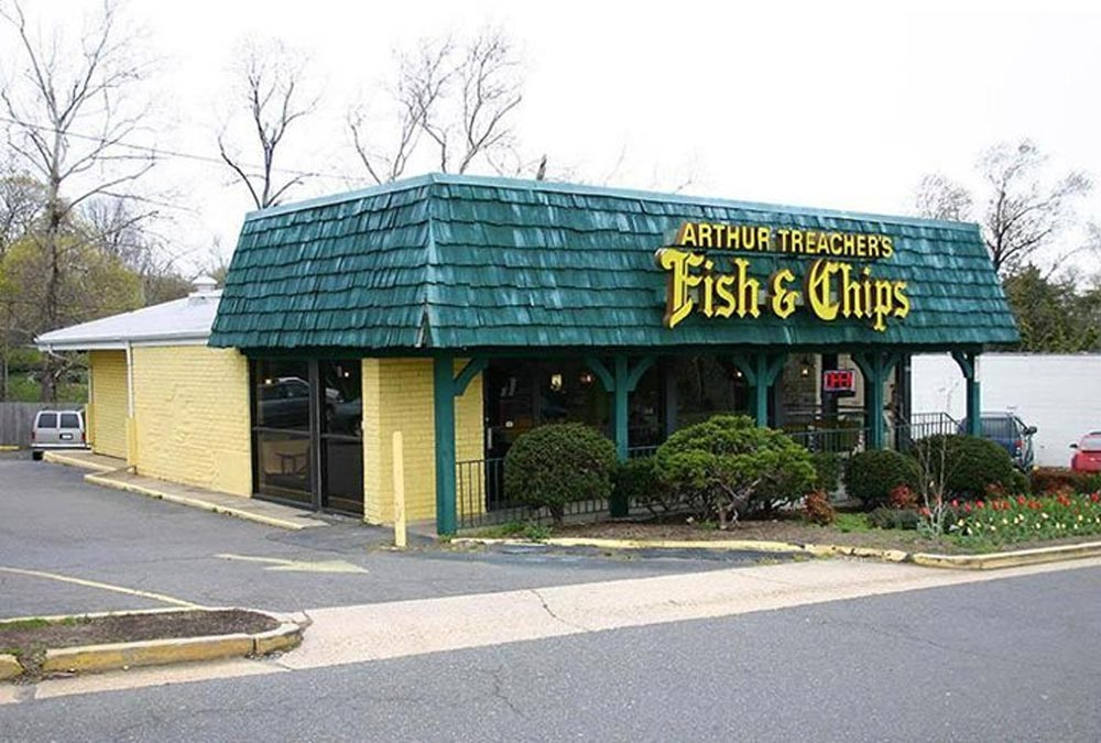 7. Arthur Treacher's Fish & Chips