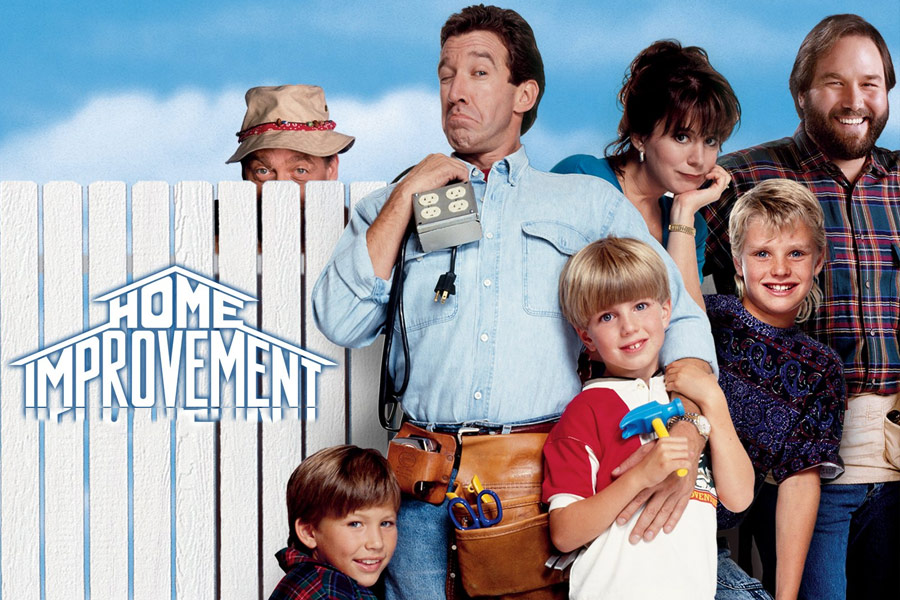 The Cast Of 'Home Improvement' 20 Years Later - Then And Now