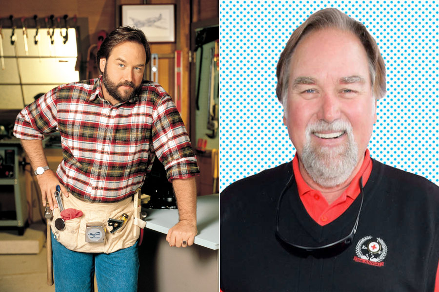 9. Richard Karn