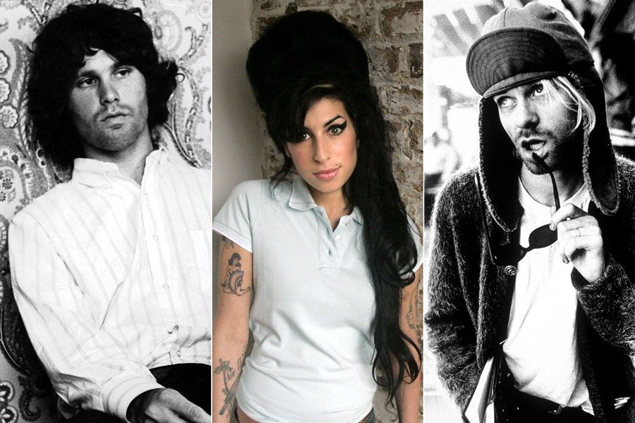 20 Musicians Who Have Joined The 27 Club