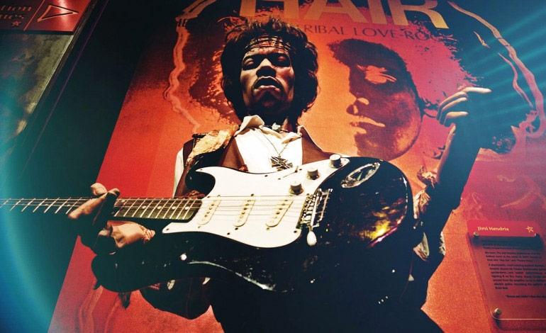 13. Jimi Hendrix