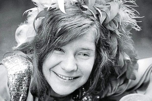 16. Janis Joplin