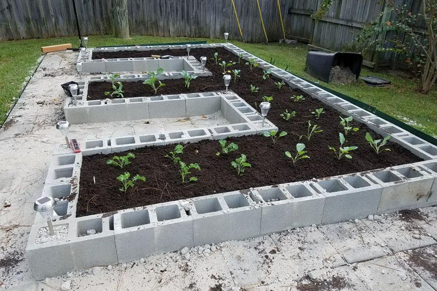 19. Gardening