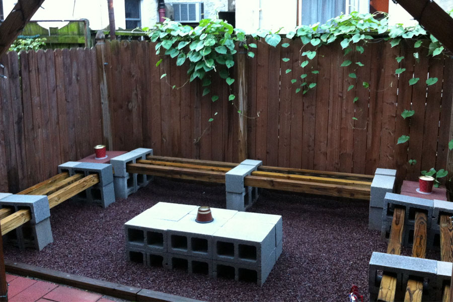 7. Outdoor Furniture