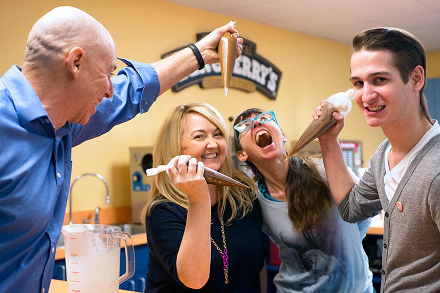 11. Ice Cream Tester, Ben & Jerry's