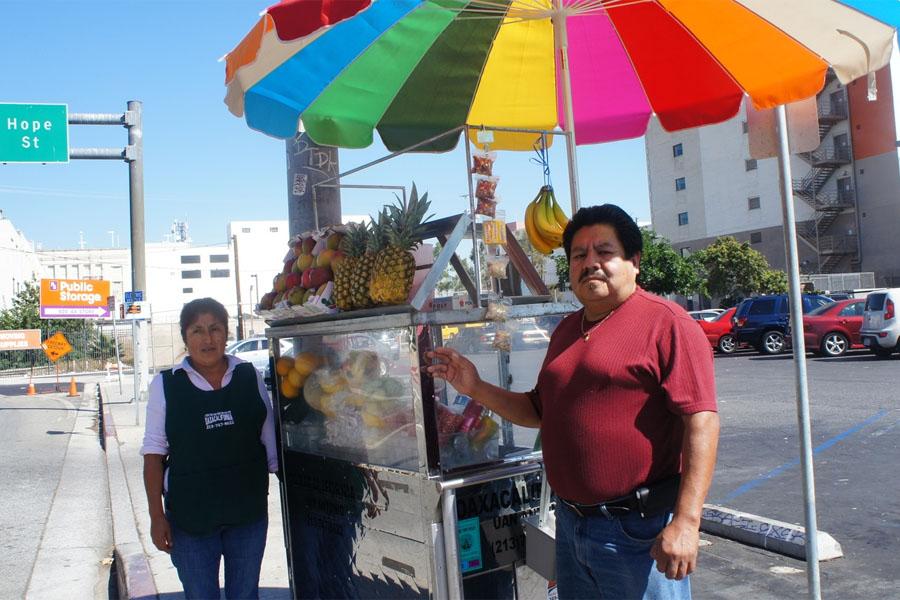 13. Food Cart
