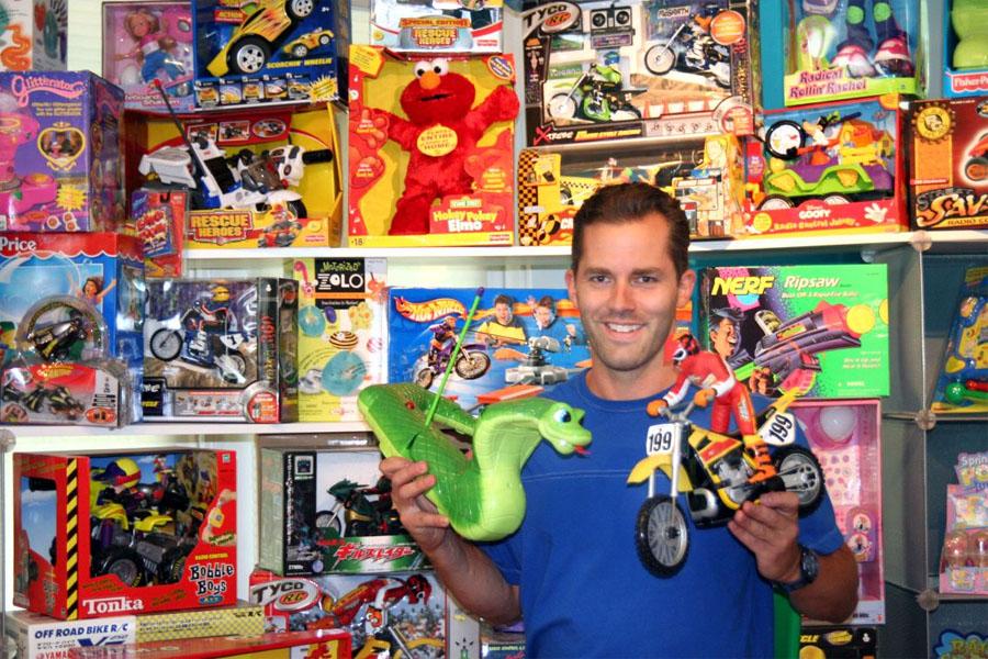 14. Toy Maker!