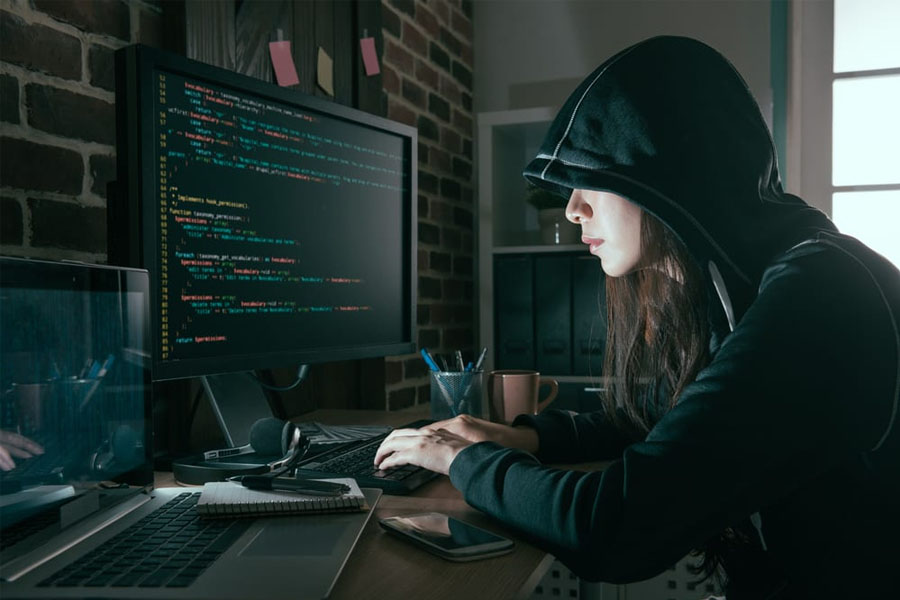 15. Professional Hacker