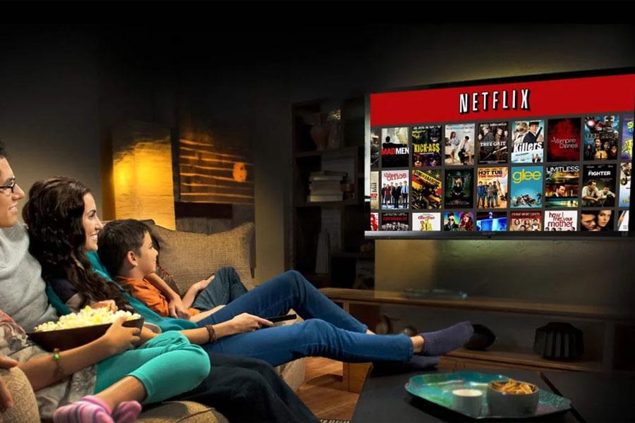 7. Netflix Movie Professional