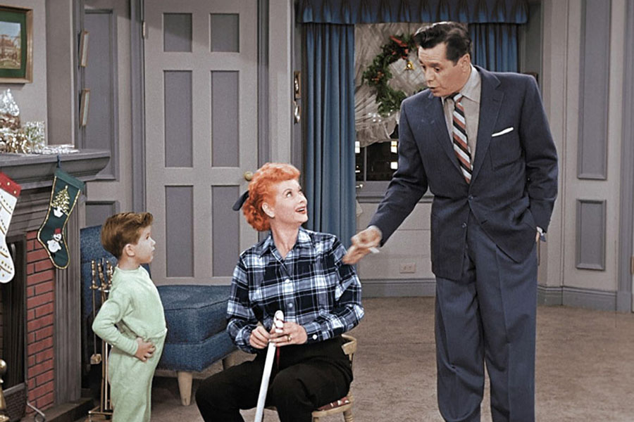 4. In Order to Persuade CBS, Lucy And Desi Had To Go On Tour
