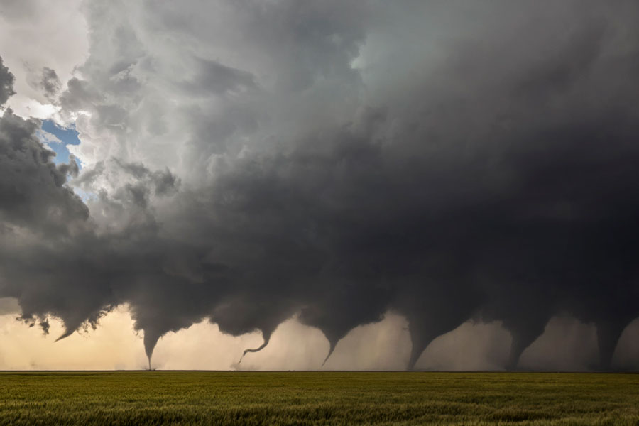 15. Those Pesky Tornadoes