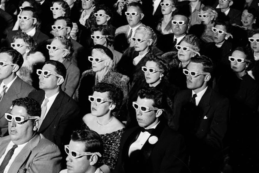 18. 3D Was Around In The 20th Century