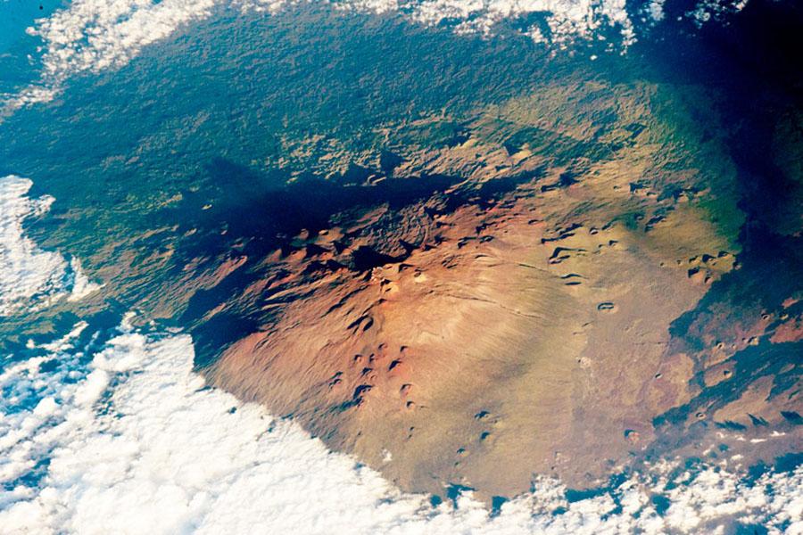 19. World's Tallest Volcano