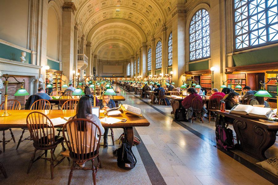 2. Public Libraries
