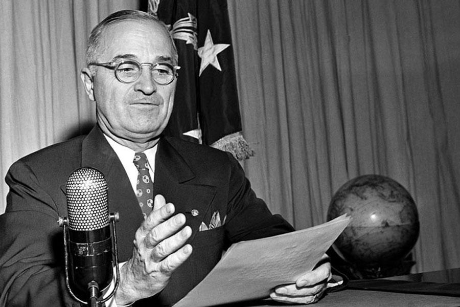 22. Harry Truman Was A Fancy Guy