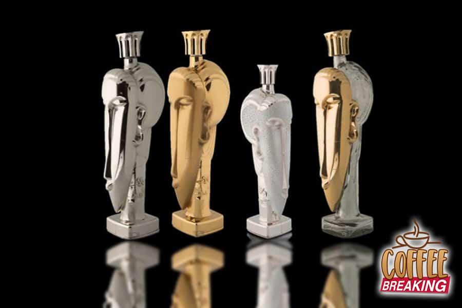 Most Expensive Bottled Waters Acqua di Cristallo Tributo a Modigliani 2