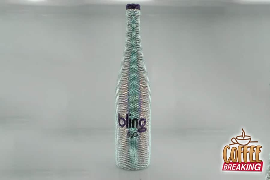Most Expensive Bottled Waters Bling H2O Water 3