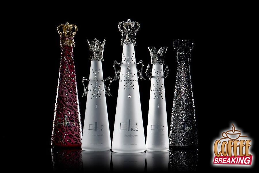 Most Expensive Bottled Waters Filico Water 5