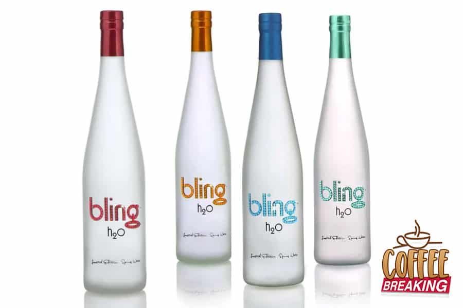 Most Expensive Bottled Waters Bling H2O 7